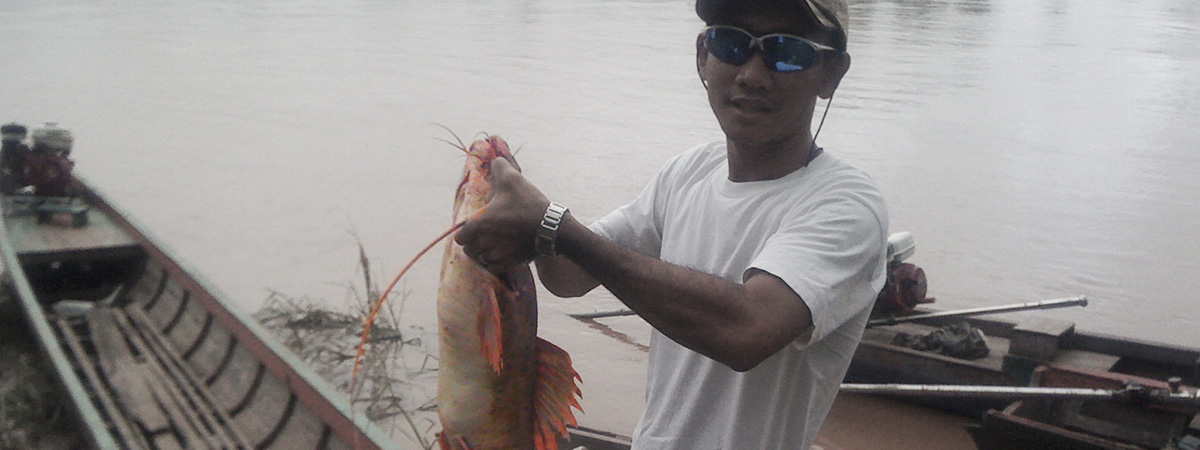Fish the Mighty Mekong
